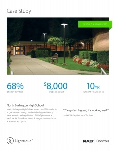 North Burlington Case Study