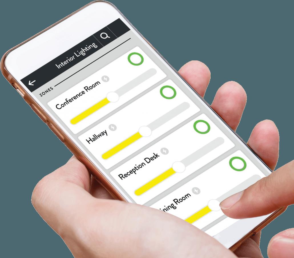 Hand Phone Lightcloud App