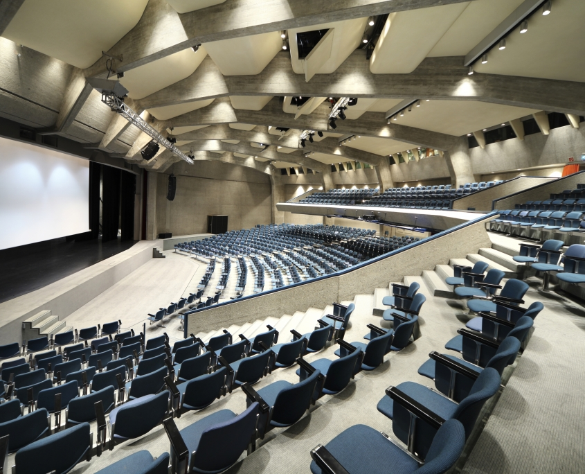 Conference Hall - Auditorium