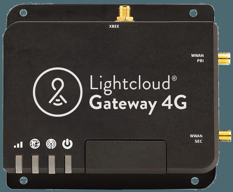 Lightcloud Cellular 4G Gateway