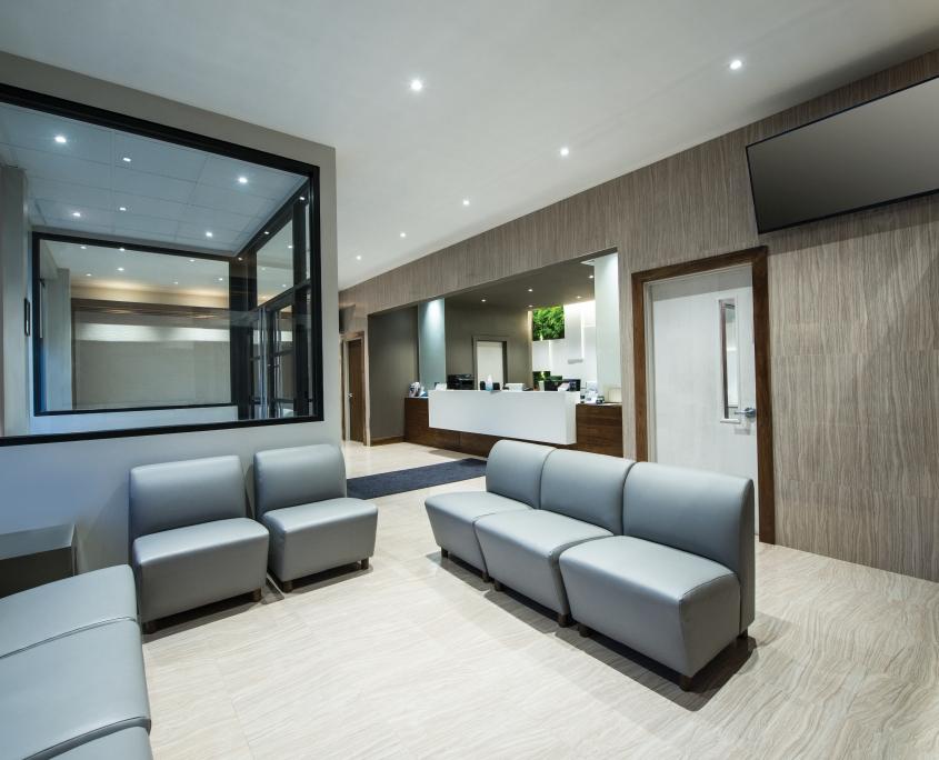 Medical Waiting Area
