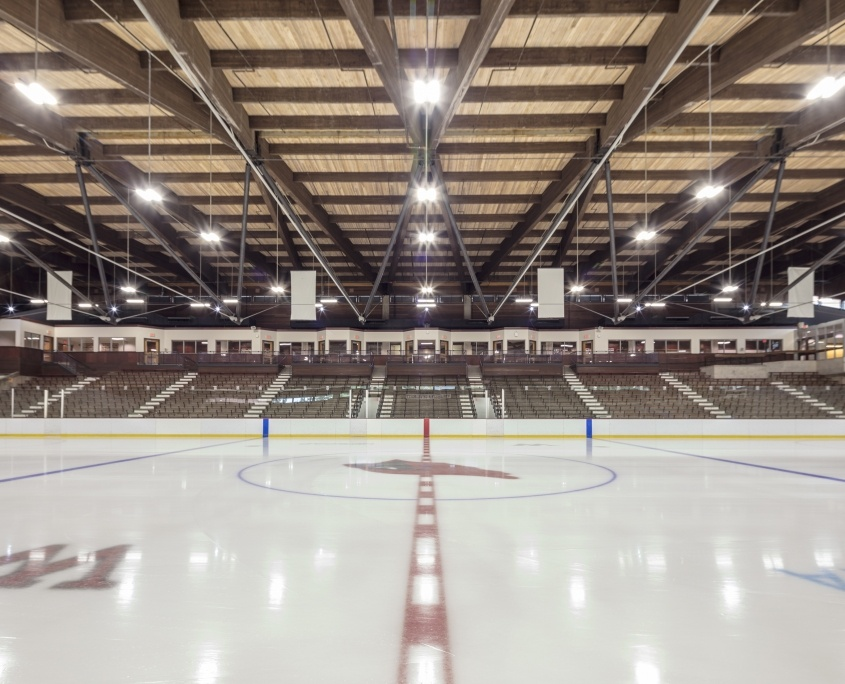 Hockey Stadium Lighting