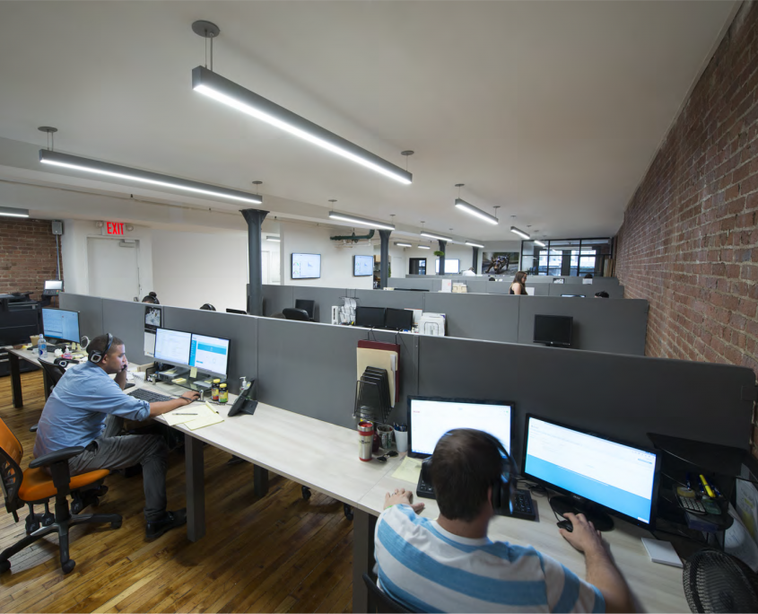 Office in NYC with Lightcloud