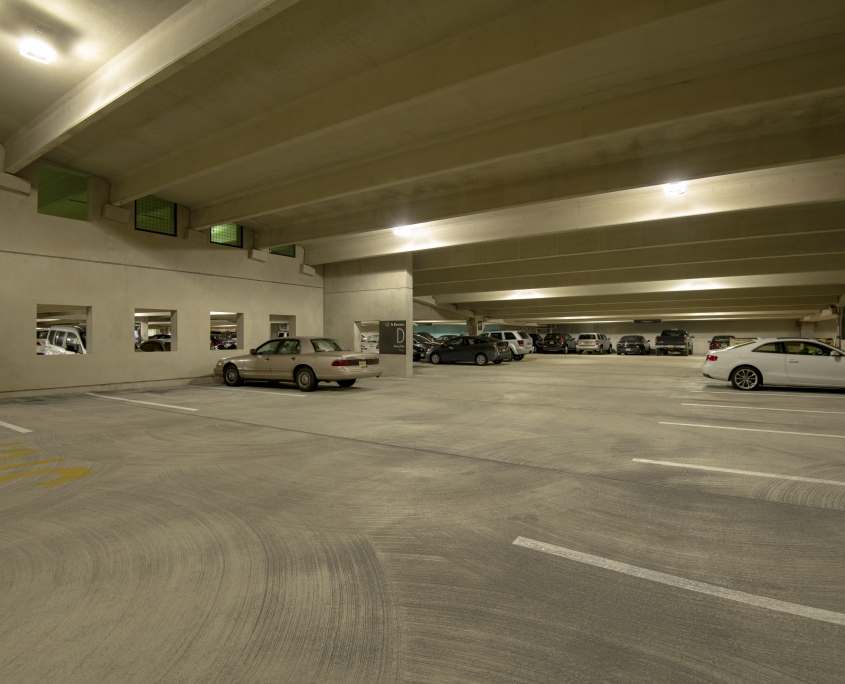 Casino Parking Garage