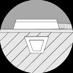 Ceiling Flush Mount